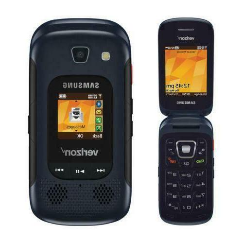 Samsung Convoy 4 B690 - Black Verizon or Page Plus 3G Cellul