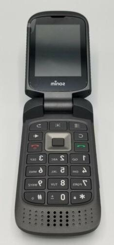 New in Box Sonim XP3 XP3800 US Cellular 4G LTE Ultra Rugged