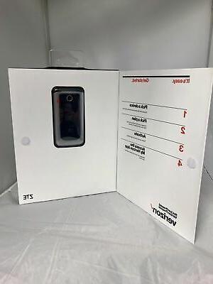 NEW BOX Verizon Prepaid ZTE Cymbal - VOICE/VoLTE Phone Z233V