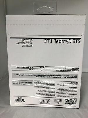 NEW SEALED BOX Prepaid - HD Phone