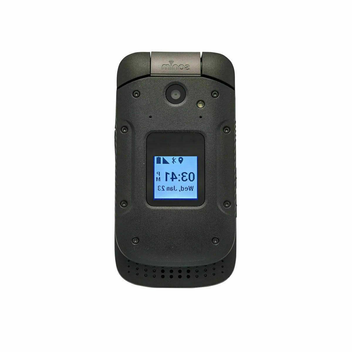 New SPRINT Sonim XP3 XP3800 | 8GB Flip Phone- Great