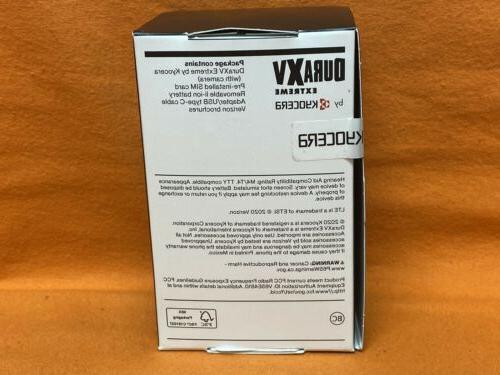 New Kyocera EXTREME 16gb Rugged Black