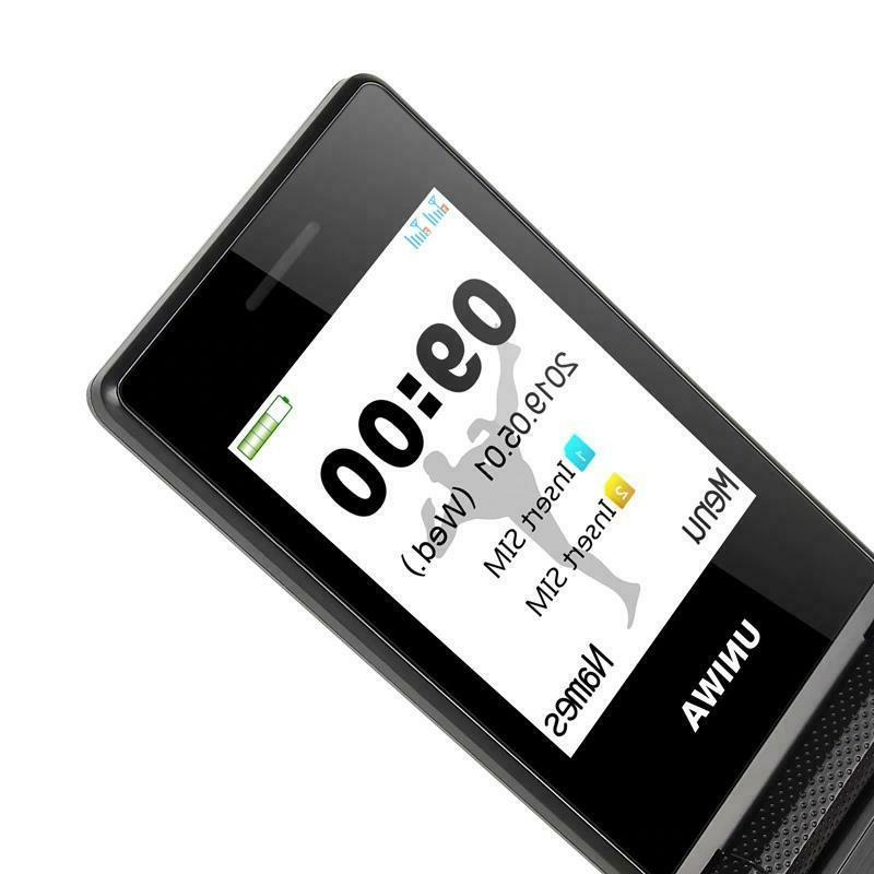 Phone Flip FM Detachable SIM Spreadtrum