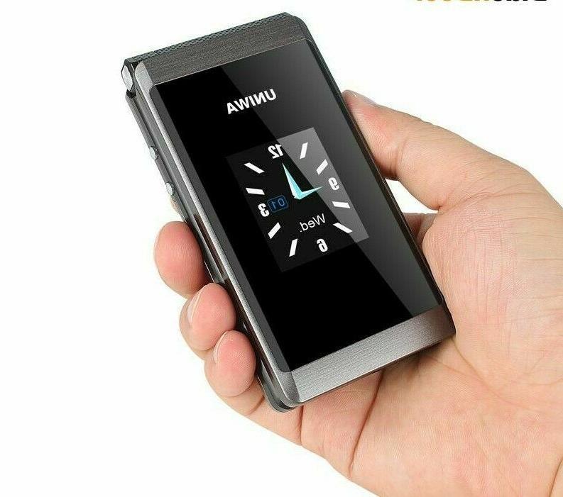phone flip gsm 360p fm detachable 1200mah