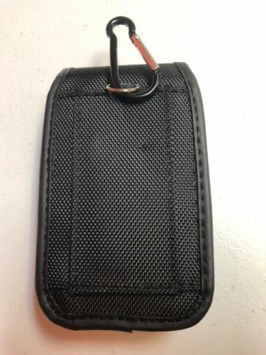 Pouch Case Holder Nylon Flip New
