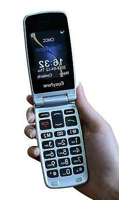 Easyfone Unlocked Senior Phone, and SOS