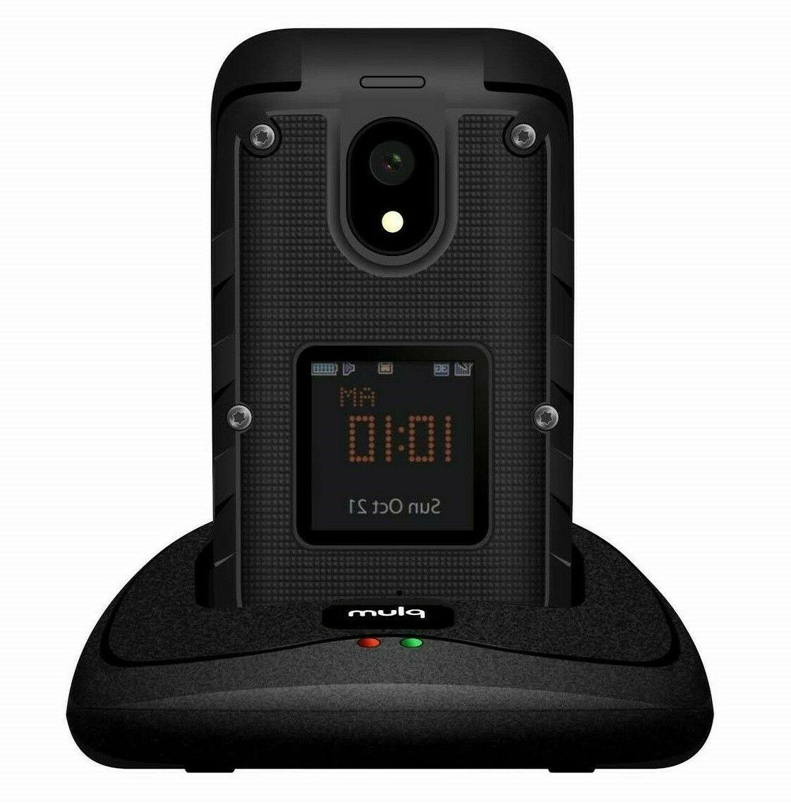 Plum Flip Phone 4G ATT Talk