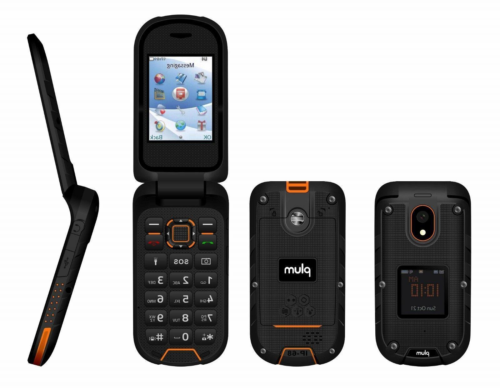 Rugged GSM Proof IP68 ATT Metro