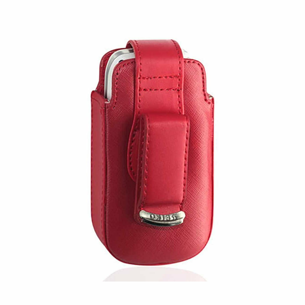 Red Vertical fits Jethro flip phone