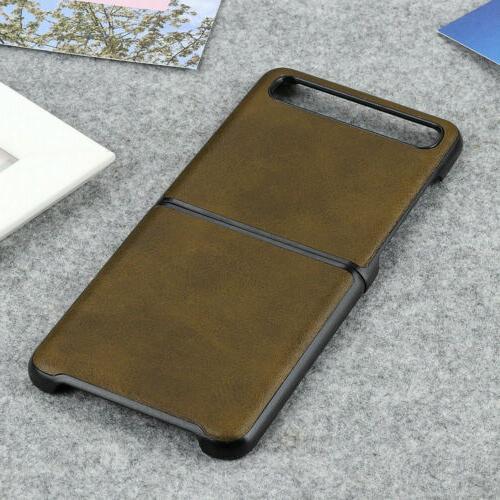 Retro Simple Business Phone Case Galaxy Flip Cover