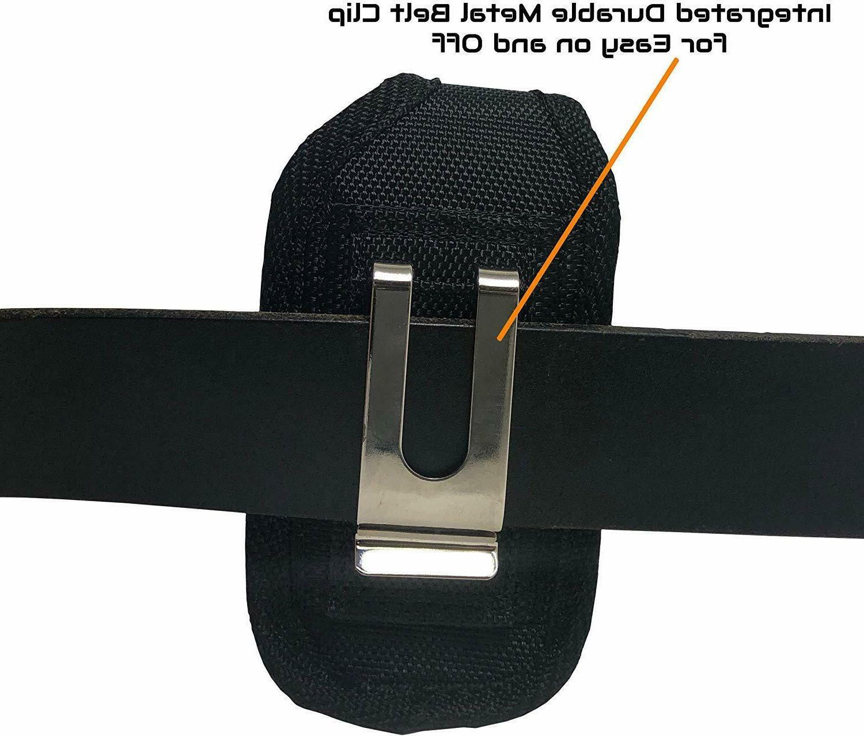 Rugged Vertical Belt Case for Alcatel