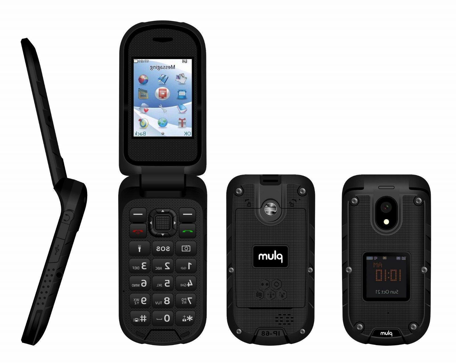 Flip Phone 4G Unlocked Tmobile Straight Simple Walmart