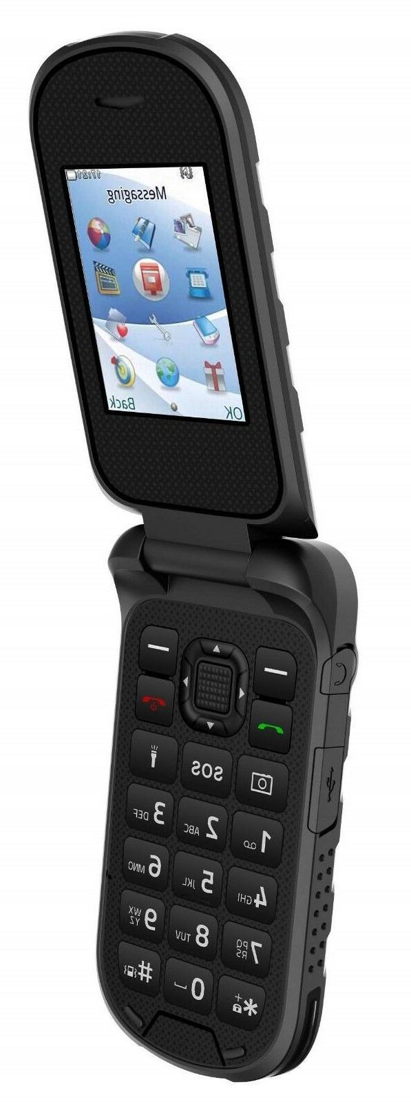 Flip Phone Unlocked ATT Tmobile Straight Simple Walmart