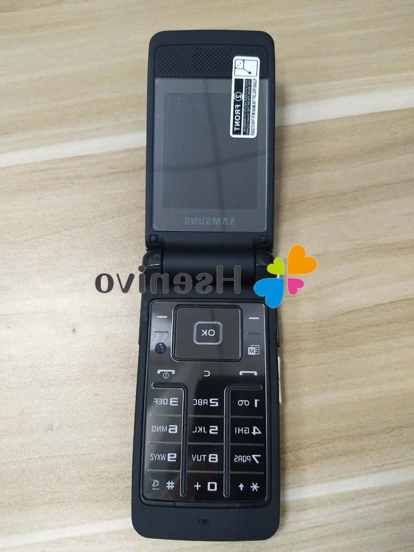 S3600 Original S3600 1.3MP Camera GSM 2G Russian <font><b>Flip</b></font> <font><b>Cell</b></font> <font><b>Phone</b></font> Free Shipping