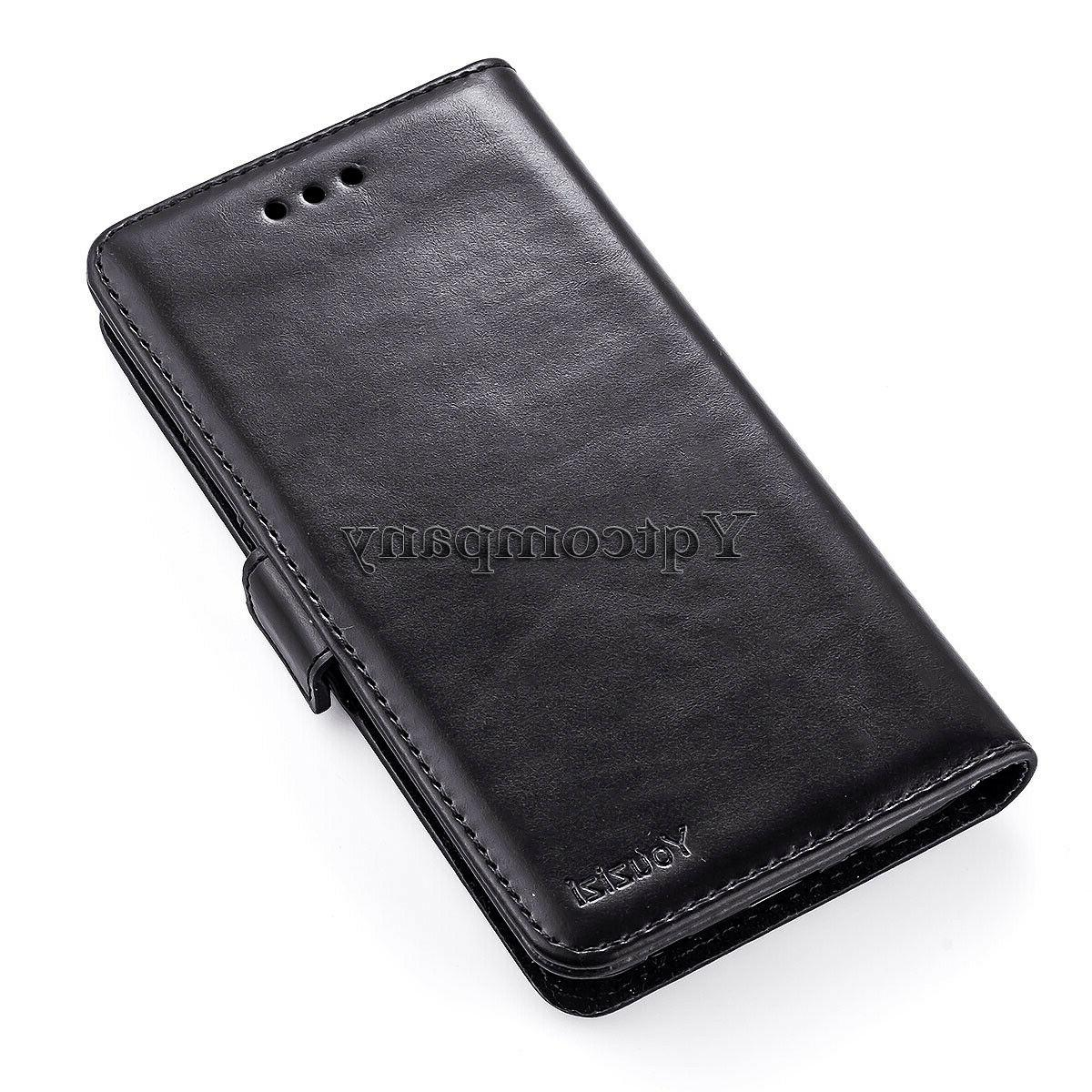 For Galaxy Edge Case Card Cover Pouch