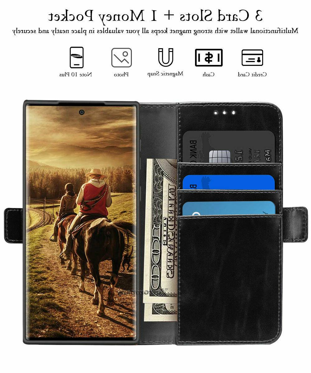 For Samsung S7 Edge Phone Leather Card Wallet Cover