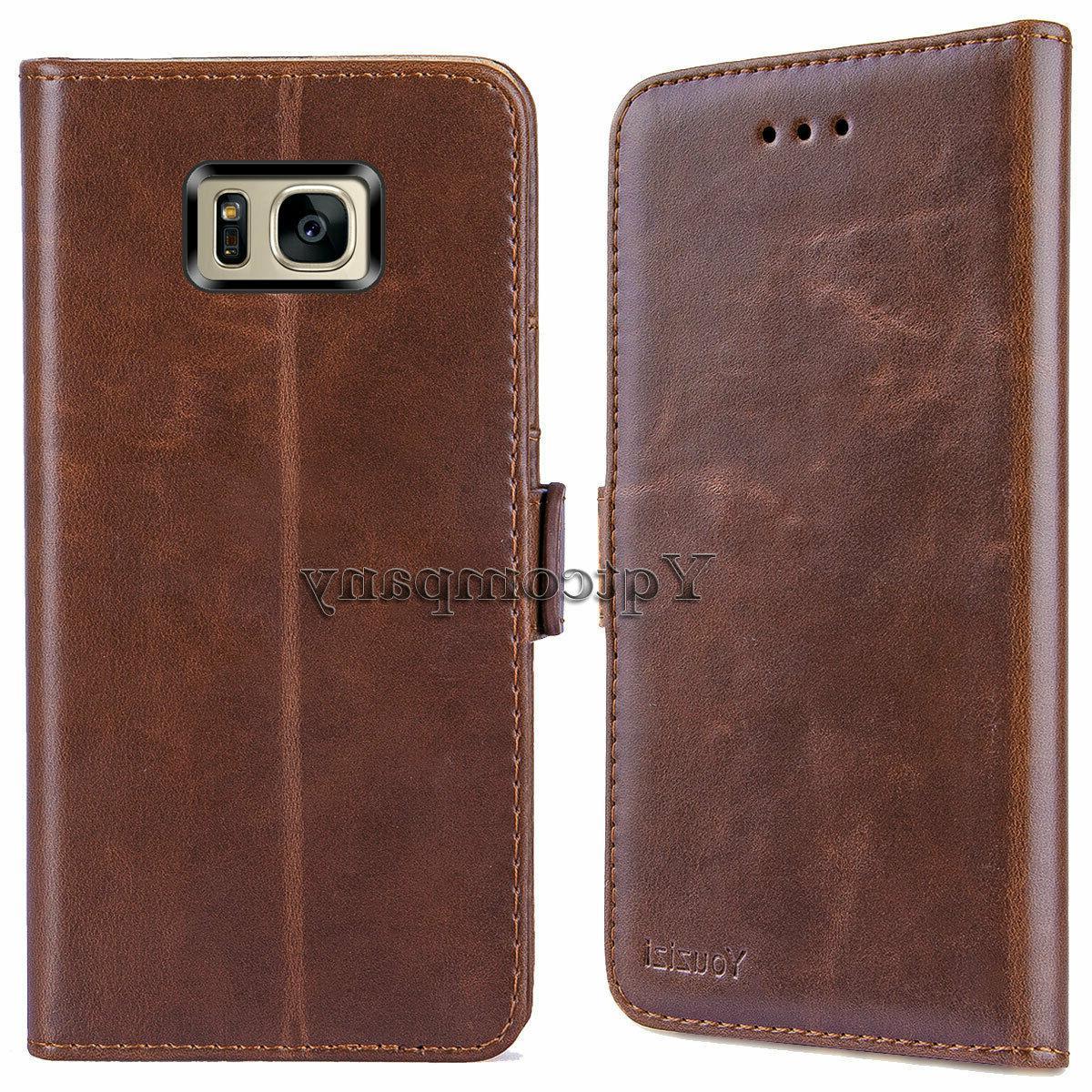 For Samsung Edge Phone Case Card