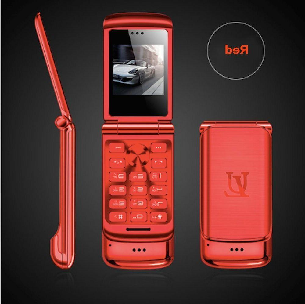 Smallest Flip Ulcool Phone Bluetooth Mini Dual Sim Unlocked