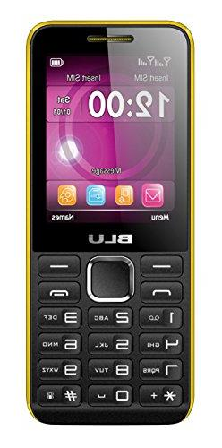 BLU Tank II T193 Unlocked GSM Dual-SIM Cell Phone w/ Camera
