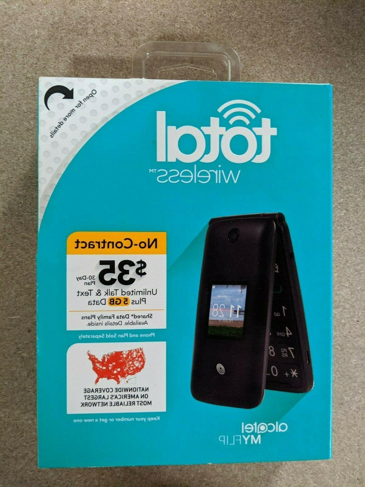 tracfone a405 flip prepaid cell phone free
