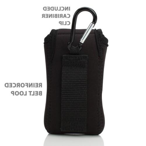 Accessory Carrying for Cellular Bump Resistant Interior, Resistant, Resistant, Resistant, Resistant - - Belt Clip
