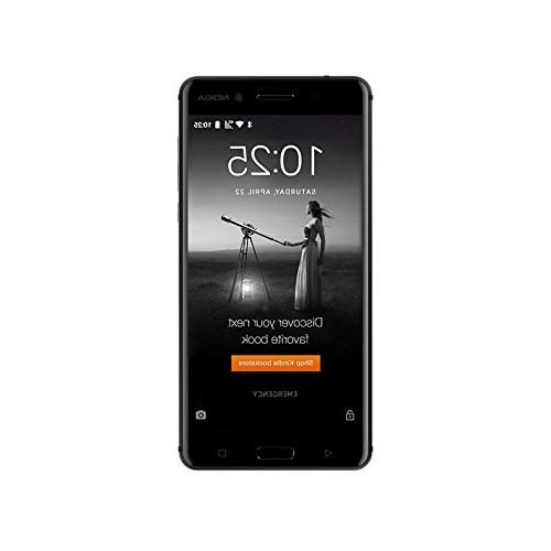 Nokia Unlocked Black Prime Exclusive with Lockscreen Offers &