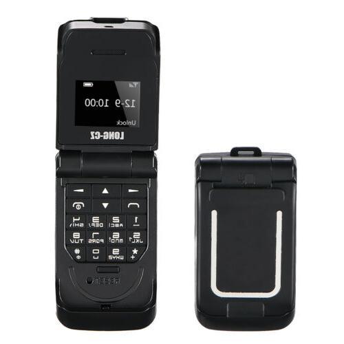 Unlocked World Mini Smallest Flip Bluetooth