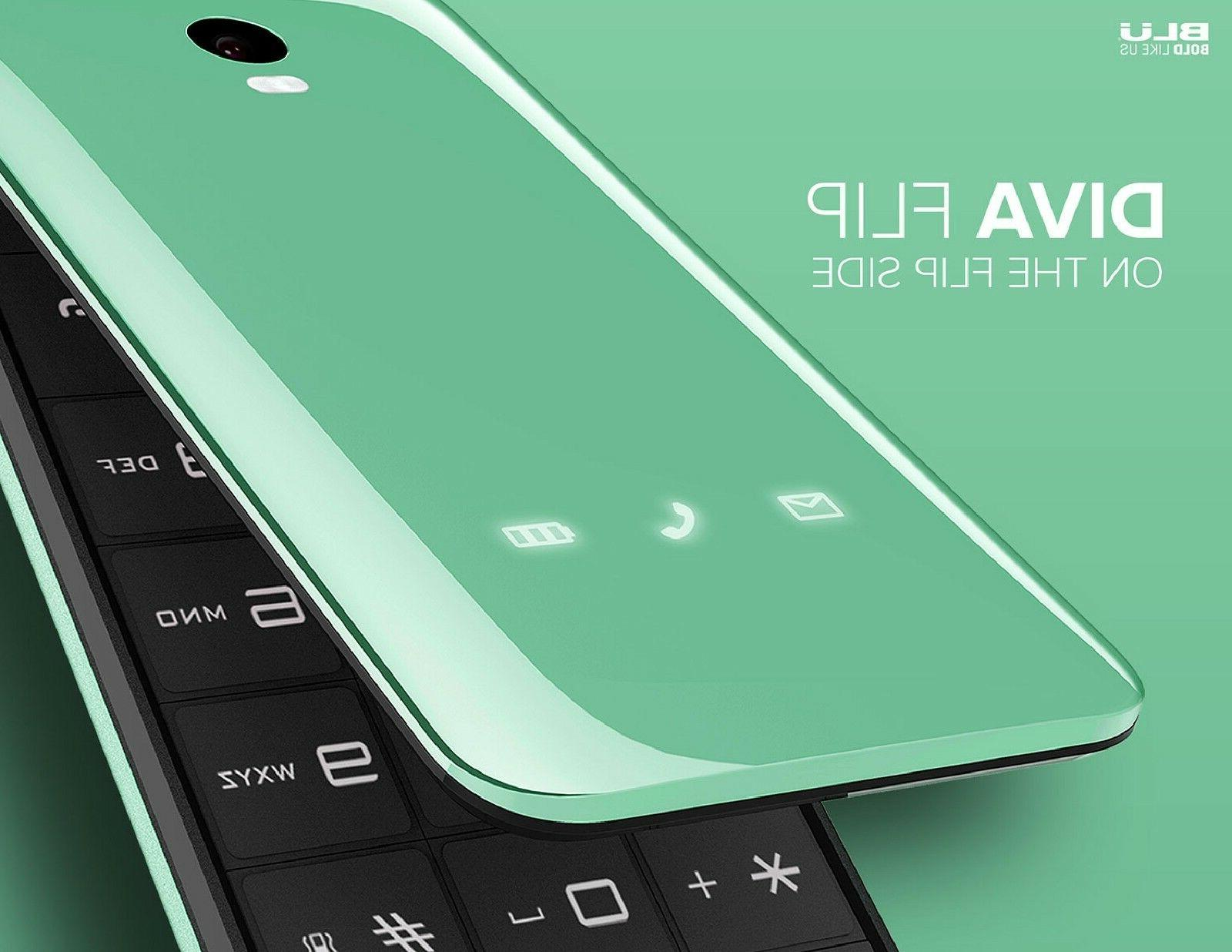 Unlocked Sim Flex 1.8'' Display 2G Flip Cell phone