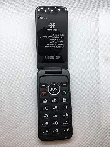 Factory 3-G Flip GSM FM Radio Key Mobile 3-G GPRS 850/900/1800/1900MHZ Senior Phone