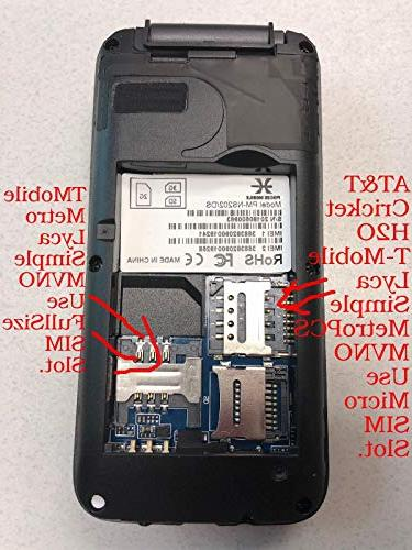 Factory Unlocked 3-G Flip Phone FM Radio Camera Key Pisces 2-G 3-G Core 850/900/1800/1900MHZ