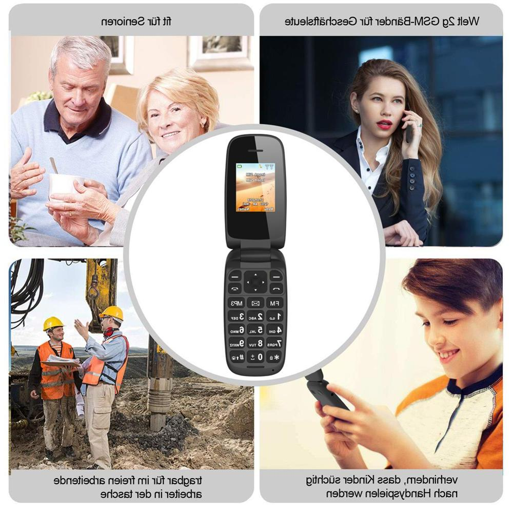 Unlocked Feature Mobile Senior <font><b>Phones</b></font> Russian <font><b>GSM</b></font> Push Button Key Cellphone