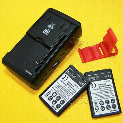 For LG 441G 442BG Phone Battery Charger