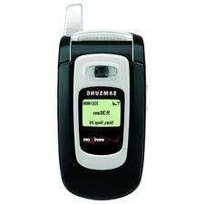 Verizon or PagePlus Samsung SCH-A850 Great Condition Camera