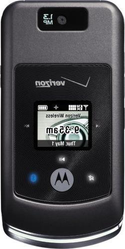 Motorola w755 Phone, Black