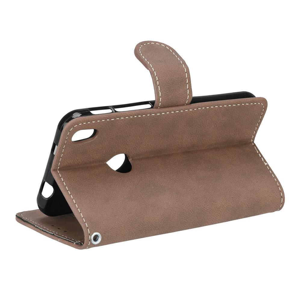 Wallet Shine Lite <font><b>Phone</b></font> Leather Cover For <font><b>Alcatel</b></font> <font><b>Touch</b></font> Shine 5080 5080X Shell