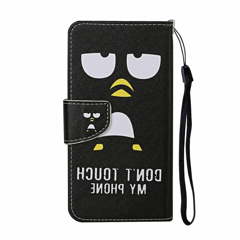 For 9 Case Wallet Flip Card
