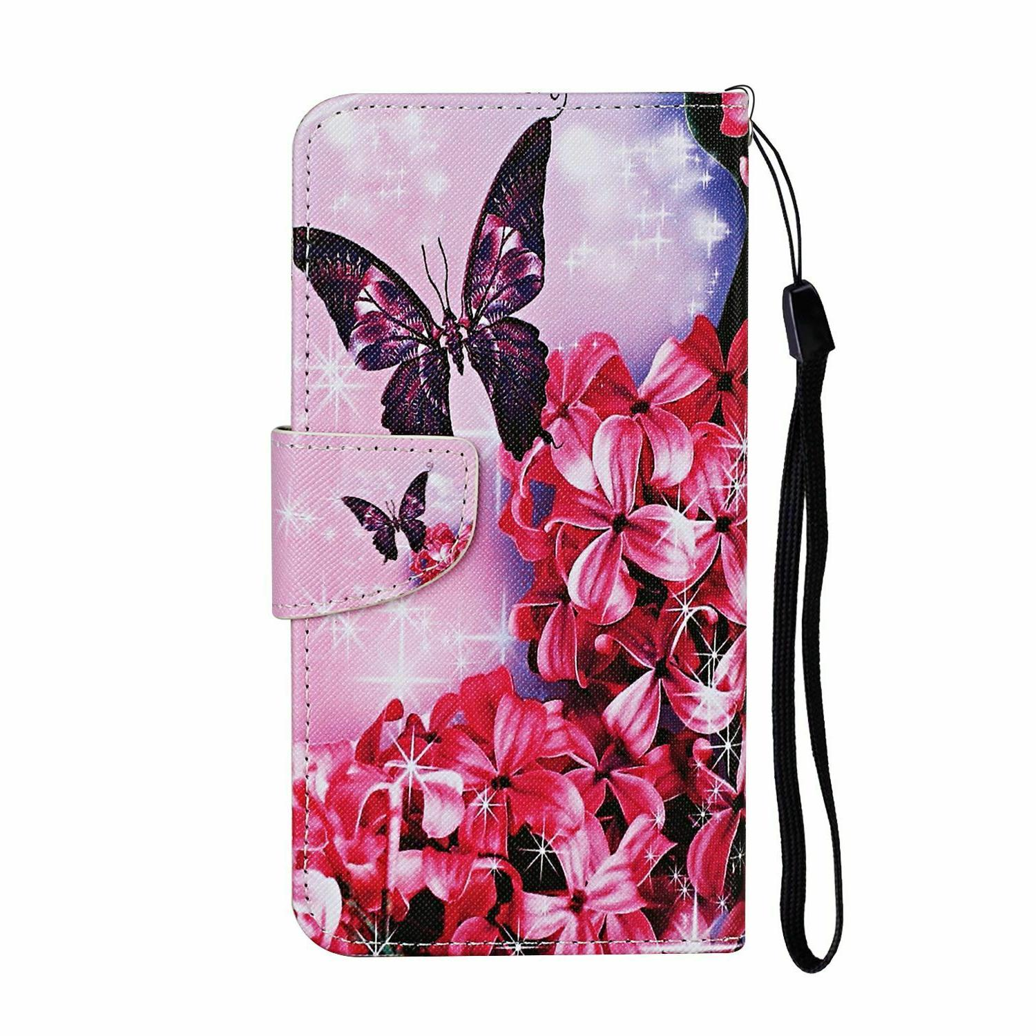 For 9 8T 8 7 Case Wallet Card