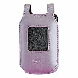 BlackBerry Full Leather Case for BlackBerry Pearl Flip 8220