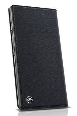 BlackBerry Leather Flip Case for KEY2 LE