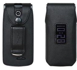 Verizon LG Exalt VN360 Case  Fitted Premium Leather Case Ver