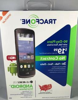 TracFone LG Rebel 4G LTE Prepaid Smartphone