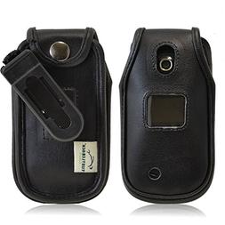 Turtleback Premium Leather Fitted Case Rotating Belt Clip fo