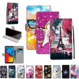 For LG Stylo 4/Stylo 5 Luxury Leather Flip Wallet Card Slot