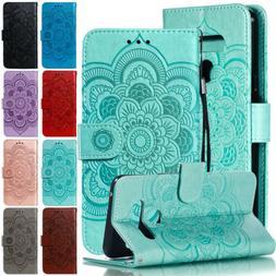 For LG Stylo 6 Stylo6 Phone Case Magnetic Flip Emboss Leathe