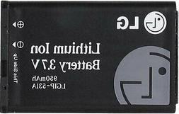 LG LGIP-531A/SBPL0090503 Original Battery KU250 Saber UN200