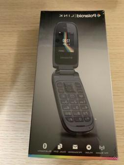 Polaroid Link A2 Flip Phone 2G GSM Unlocked Dual Sim Bluetoo