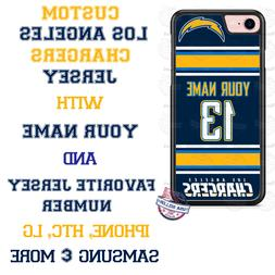 Los Angeles Chargers Phone Case Cover for iPhone X 8 PLUS iP