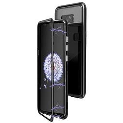 Fengus Luxury Magnetic Adsorption Case for Samsung Galaxy No