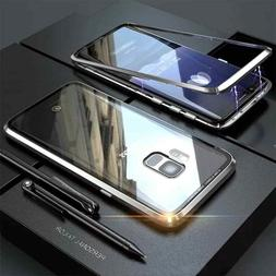 Magnetic Adsorption Phone Cases For Samsung Flip Cover Tempe