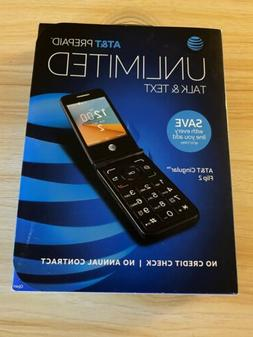 New AT&T Alcatel Cingular Flip 2 Unlocked 4G lte WiFi Basic